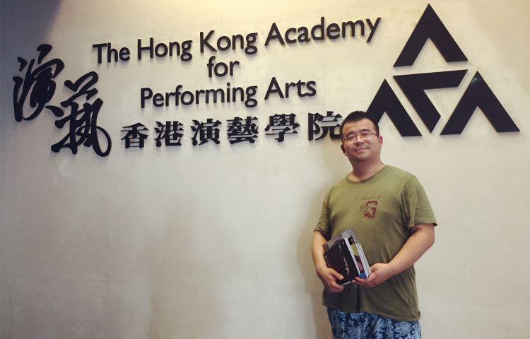 杜建邦-北京电影学院艺考老师