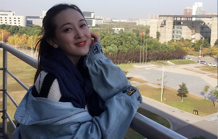 杨萤萤-上海戏剧学院表演系